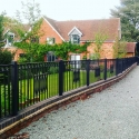 Railings off fb